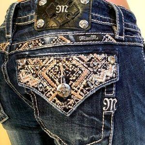 Women's Miss me Jeans -30x34